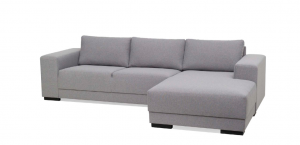 bankstellen hoekbank lounge stof