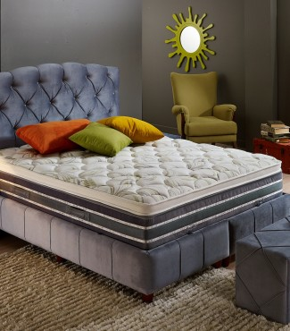 boxspring opbergbed